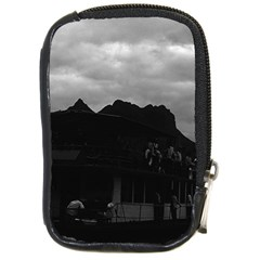 Vintage China Guilin river boat 1970 Digital Camera Case