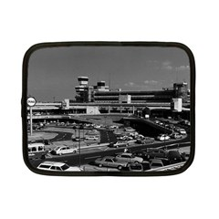 Vintage Germany Berlin The Tegel Airport 1970 7  Netbook Case