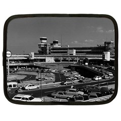 Vintage Germany Berlin The Tegel Airport 1970 12  Netbook Case