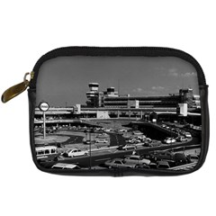 Vintage Germany Berlin The Tegel Airport 1970 Compact Camera Case