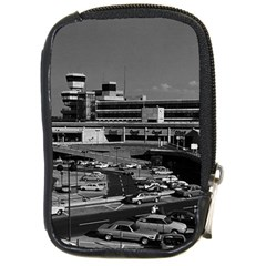 Vintage Germany Berlin The Tegel Airport 1970 Digital Camera Case