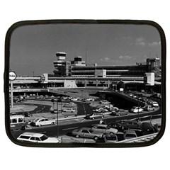 Vintage Germany Berlin The Tegel Airport 1970 13  Netbook Case