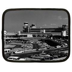Vintage Germany Berlin The Tegel Airport 1970 15  Netbook Case