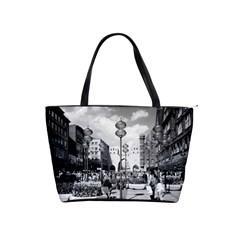 Vintage Germany Munich Towngate Karistor 1970 Large Shoulder Bag