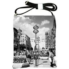 Vintage Germany Munich Towngate Karistor 1970 Cross Shoulder Sling Bag