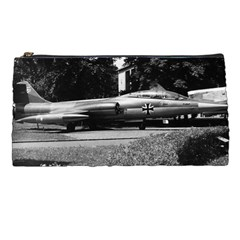 Vintage Germany Munich Deutsch Museum starfighter 1970 Pencil Case