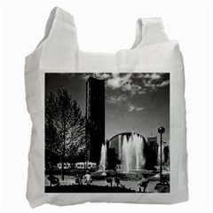 Vintage Germany Munich sendlinger tor platz  Matth?us Single-sided Reusable Shopping Bag