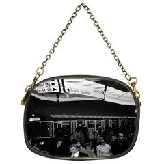 Vintage Germany Munich Underground Station Marienplatz Single-sided Evening Purse