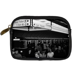 Vintage Germany Munich Underground Station Marienplatz Compact Camera Case