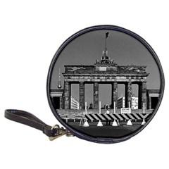 Vintage Germany Berlin Brandenburg Gate 1970 Cd Wallet