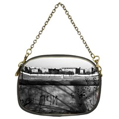 Vintage Germany Berlin wall 1970 Twin-sided Evening Purse