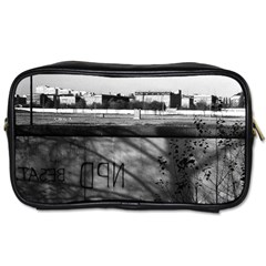 Vintage Germany Berlin wall 1970 Single-sided Personal Care Bag