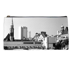 Vintage Germany Frankfurt Old Saint Nicholas Church Pencil Case