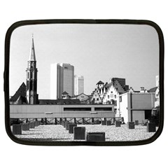 Vintage Germany Frankfurt Old Saint Nicholas Church 13  Netbook Case