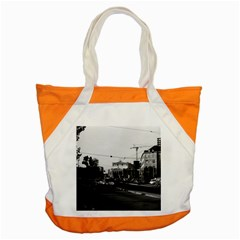 Vintage Germany Frankfurt Opera 1970 Snap Tote Bag