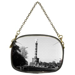 Vintage Germany Berlin 17th June Street Victory statue Twin-sided Evening Purse