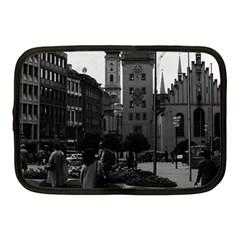 Vintage Germany Munich Church Marienplatz 1970 10  Netbook Case