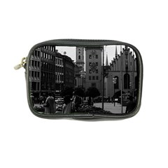 Vintage Germany Munich Church Marienplatz 1970 Ultra Compact Camera Case