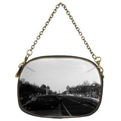 Vintage Germany Berlin The 17th June Street 1970 Twin-sided Evening Purse