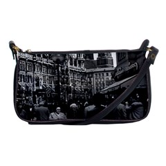 Vintage Germany Munich Frauenkirche Frauenplatz 1970 Evening Bag