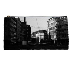 Vintage Germany Frankfurt City street 1970 Pencil Case