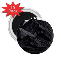 Vintage Usa  Alaska Mt Mckinley National Park 1970 10 Pack Regular Magnet (round)