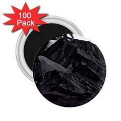 Vintage USA  Alaska Mt Mckinley national park 1970 100 Pack Regular Magnet (Round)