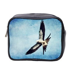 Swallow-tailed Kite Twin-sided Cosmetic Case
