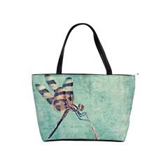 Dragonfly Large Shoulder Bag