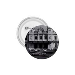 Vintage Principality of Monaco Monte Carlo Casino Small Button (Round)