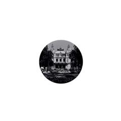Vintage Principality of Monaco Monte Carlo Casino Mini Button (Round)