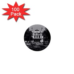 Vintage Principality of Monaco Monte Carlo Casino 100 Pack Mini Button (Round)