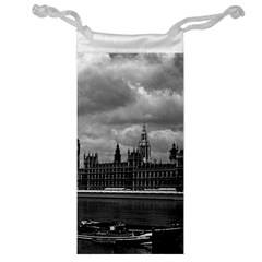 Vintage  UK England London The houses of parliament 1970 Glasses Pouch