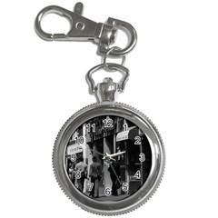 Vintage UK England London Shops Carnaby street 1970 Key Chain & Watch