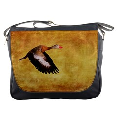 Whistling Duck Messenger Bag