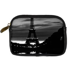 Vintage France Paris Eiffel Tower Reflection 1970 Compact Camera Case