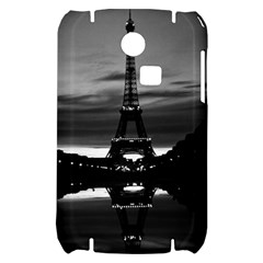 Vintage France Paris Eiffel tower reflection 1970 Samsung S3350 Hardshell Case