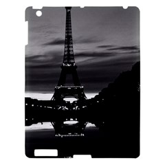 Vintage France Paris Eiffel tower reflection 1970 Apple iPad 3/4 Hardshell Case