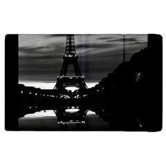 Vintage France Paris Eiffel tower reflection 1970 Apple iPad 3/4 Flip Case