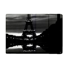 Vintage France Paris Eiffel tower reflection 1970 Apple iPad Mini Flip Case