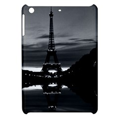 Vintage France Paris Eiffel tower reflection 1970 Apple iPad Mini Hardshell Case