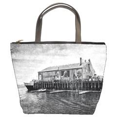 Cape Cod Bucket Handbag