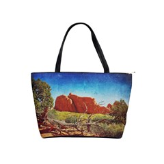 Moab, Utah Large Shoulder Bag