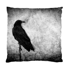 Black Crow Single-sided Cushion Case