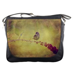Palm Warbler Messenger Bag