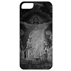 Vintage France Paris Sacre Coeur Basilica dome Jesus Apple iPhone 5 Classic Hardshell Case