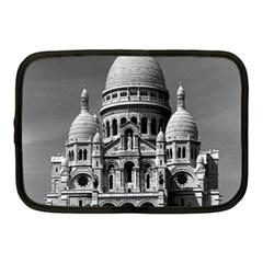 Vintage France Paris The Sacre Coeur Basilica 1970 10  Netbook Case