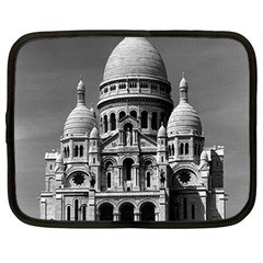 Vintage France Paris The Sacre Coeur Basilica 1970 12  Netbook Case