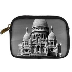 Vintage France Paris The Sacre Coeur Basilica 1970 Compact Camera Case