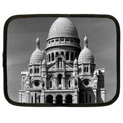 Vintage France Paris The Sacre Coeur Basilica 1970 13  Netbook Case